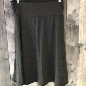 XL - Azure Lu La Roe skirt